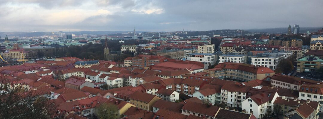 Project blog: Reflections on the Gothenburg meeting