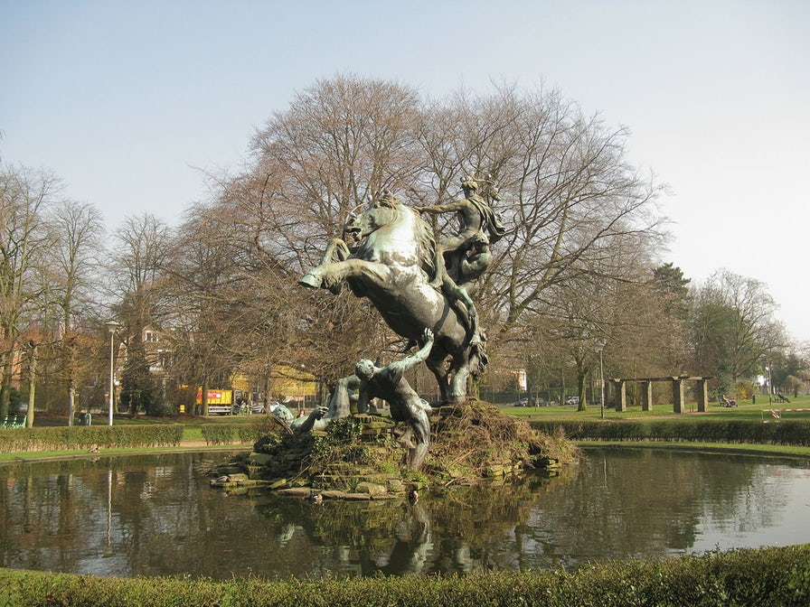 Paul de Smet de Naeyerpark in Gent (c) Demeester Wikimedia CC 3.0