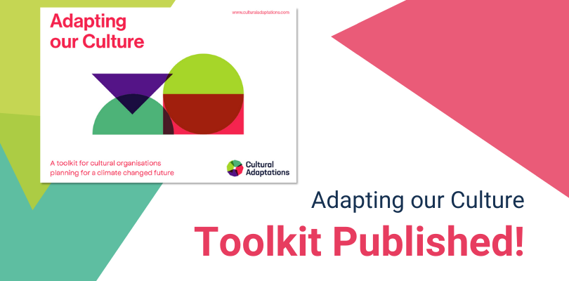 Adapting Our Culture toolkit launched!